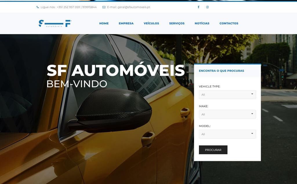SF Automóveis reforça aposta no mundo digital 1